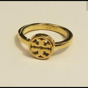 🔥Tory Burch Logo Ring 💍